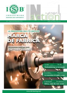Magazine ISB 9