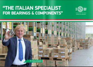Bearing News Magazine entrevista al Presidente de ISB