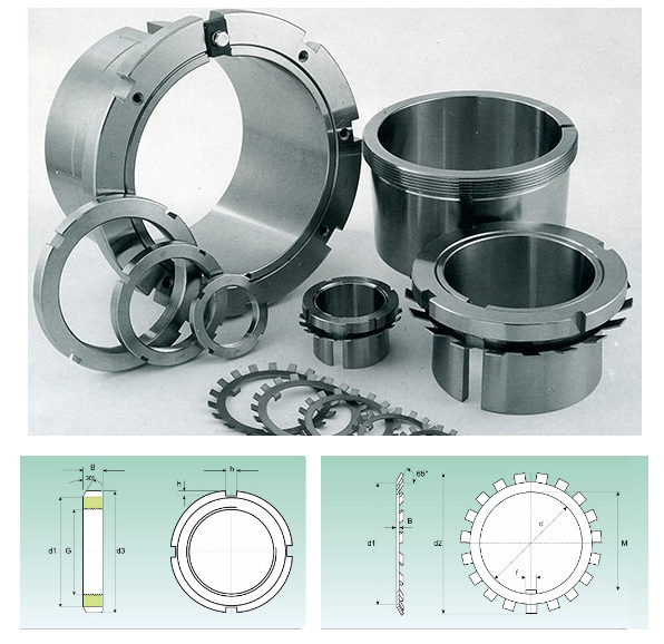 manguitos y componentes ISB