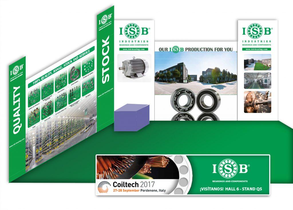 ISB en Coilltech 2017