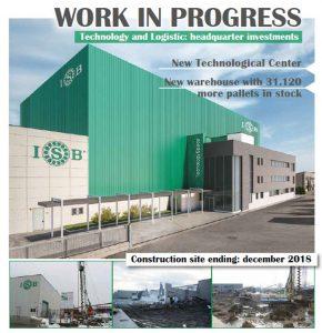 Foto nuevo centro tecnologico ISB