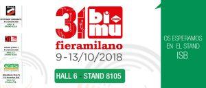 Stand ISB en la Feria Bimu