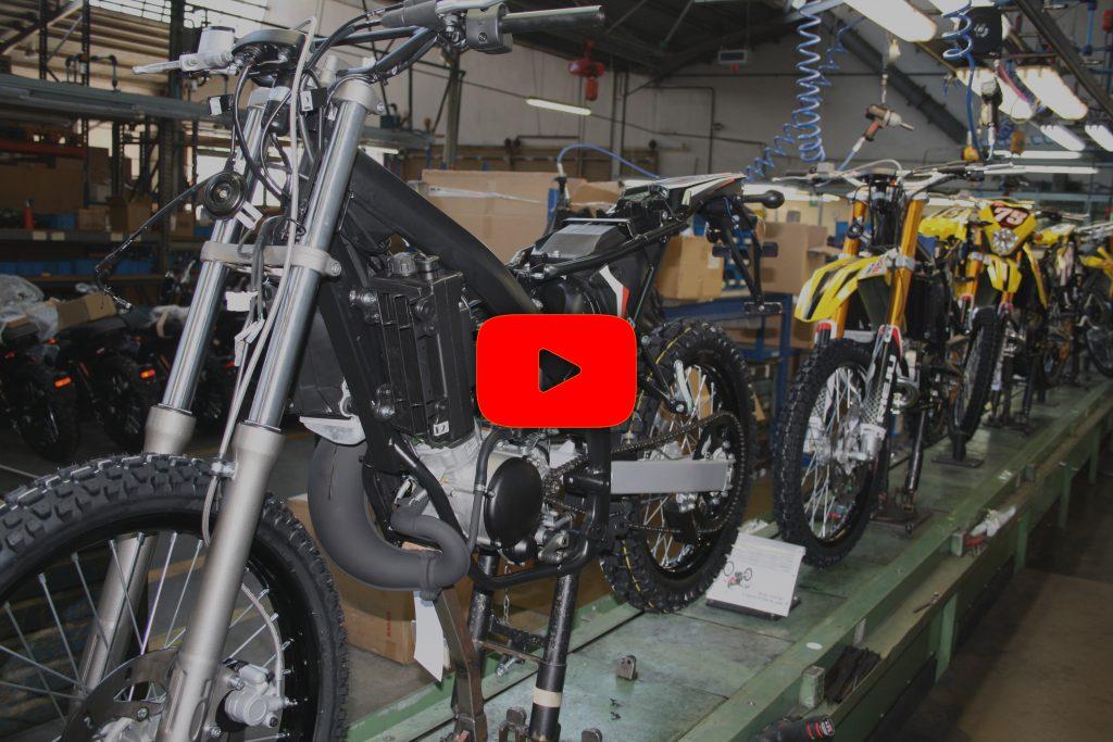 Componentes ISB en motos Rieju