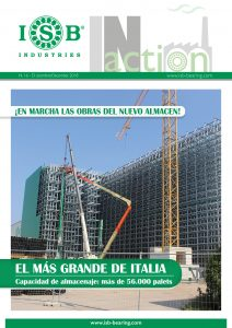 Portada revista ISB In Action Nº16