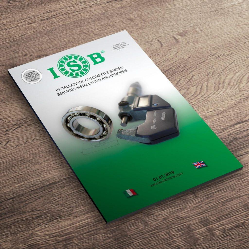 Catalogo ISB Montaje rodamientos y sinopsis